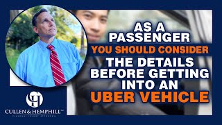 Uber Important Considerations Before Using New Internet Ride Services