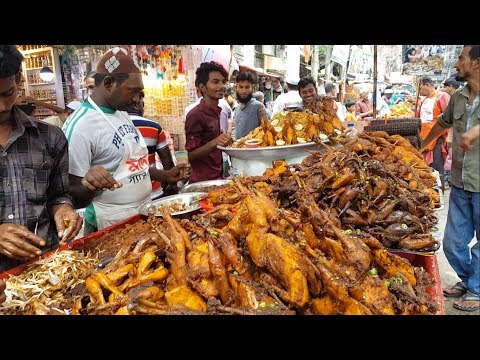 Amazing Cooked Meat Market For IFTAR of  Ramdan | Lots Of Different Meats Items Available