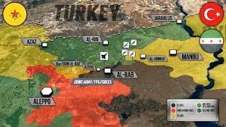 29 ноября 2016. Военная обстановка в Сирии. Сирийская армия наступает в Алеппо. Русский перевод.