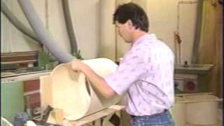 SONOR Drums - Shell Construction