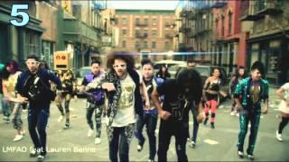 Music Clips TOP 10 (Лучшие клипы 2011 года)
