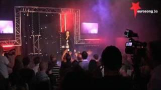 Pink Nation (Belgium) Eva Rivas - Apricot Stone (Armenia Eurovision 2010).mpg