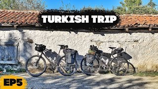 500 км на велосипеде по Турции! Turkish Trip, ep5