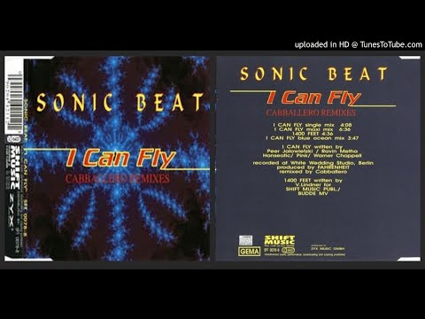 Sonic Beat – I Can Fly (Maxi Mix – 1995)