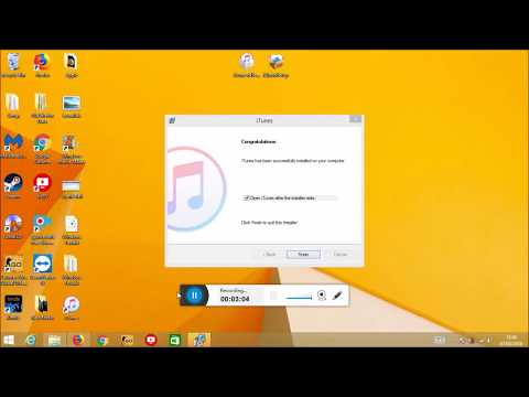 How To Install iTunes & iClouds On Windows 7, 8, 10 in 2018 For Free (English)
