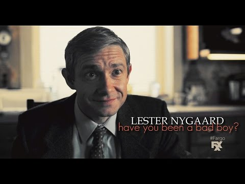[Fargo] Lester Nygaard » Have you been a bad boy?