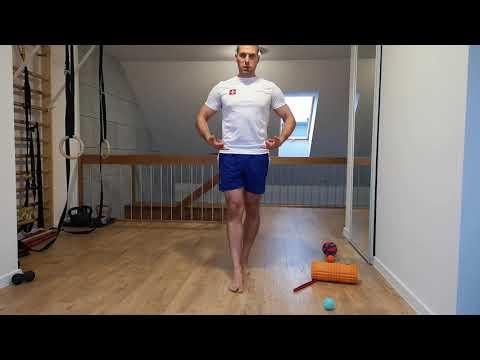 Pierwsza pomoc na silny ból w żyłach nóg