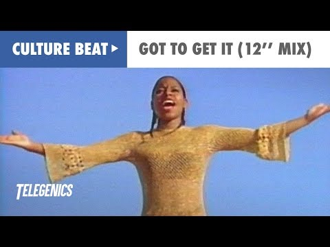 Culture Beat - Got To Get It (Original Telegenics 12'' Mix)