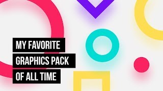 My Favorite Graphics Pack - 750+ Elements for After Effects