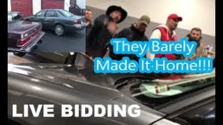 Winning Two $225 Cars At The Auto Auction