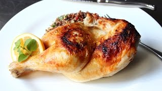 Broiled Chicken – How to Grill Chicken in the Oven