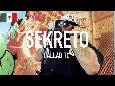 Sekreto - Calladito ( Caballeros Del Plan G ) [ TCE Mic Check ]