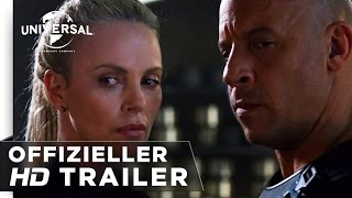 Fast & Furious 8 Film Trailer