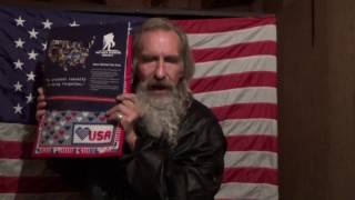 """DOLLY PARTON """"TO KNOW HIM IS TO LOVE HIM"""" COVER BY TOM KITCH: WOUNDED WARRIOR PROJECT"""