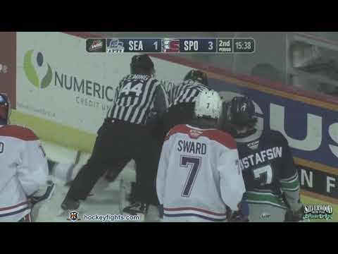 Jordan Chudley vs. Lucas Ciona
