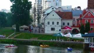 Minsk, Belarus Summer 2012 Минск, Беларусь