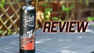 Auto Finesse ObliTARate Review