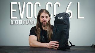 Evoc CC 6L Fahrradrucksack / Performancebackback