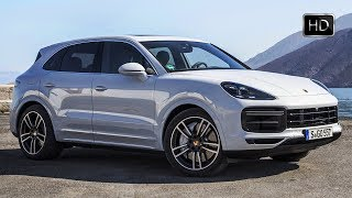 2019 Porsche Cayenne Turbo SUV Exterior Interior Design & OFF ROAD Test Drive HD | Kholo.pk