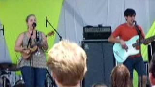 "Julie Nunes - ""Comatose"" @ Bonnaroo Sonic Stage"