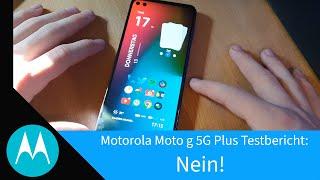 Motorola Moto g 5G Plus Testbericht: Nein!
