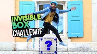INVISIBLE BOX CHALLENGE | RETO DE LA CAJA INVISIBLE | LOS POLINESIOS RETO