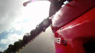 Ducati 1198S at Brands Hatch Indy Front