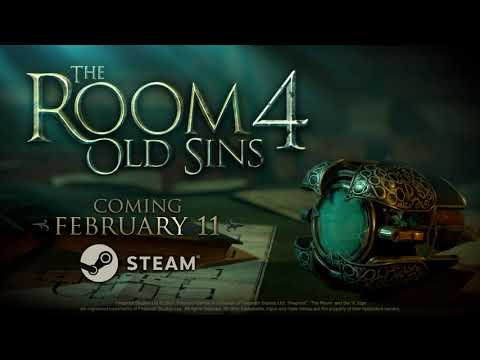 《The Room》好評系列作《密室:往逝》(The Room 4: Old Sins) 已推出 Steam 頁面