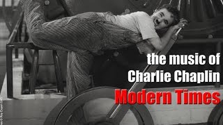 Charlie Chaplin - Lunch Time / Charlie in the Machine ('Modern Times' original soundtrack)