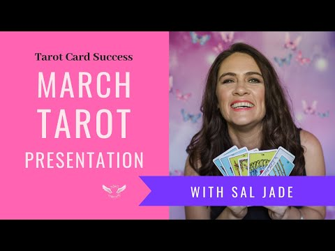 More Free Online Tarot Classes with Sal Jade
