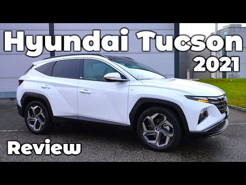 New Hyundai Tucson 2021 Review Interior Exterior