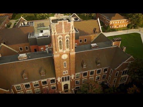 Grove City College - video