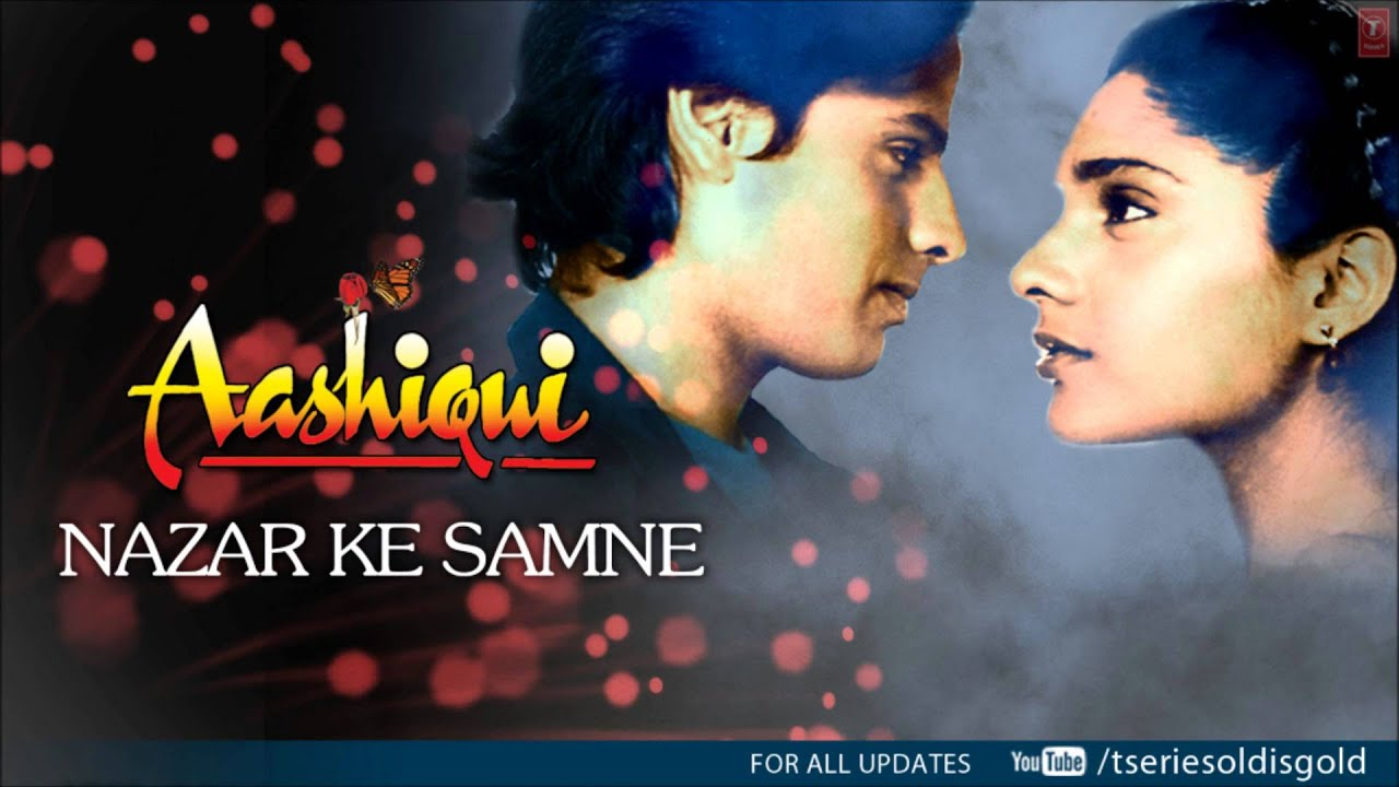 Nazar Ke Saamne Jigar Ke Pass Hindi lyrics
