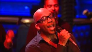 Rahsaan Patterson - Burnin' (Live at The Belasco)