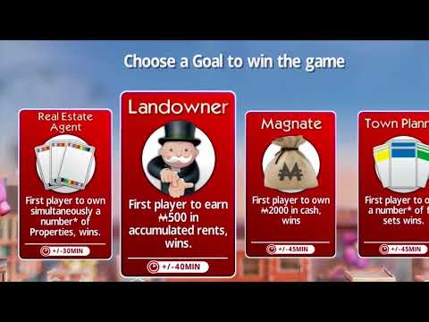Видео № 1 из игры Monopoly (Б/У) [NSwitch]
