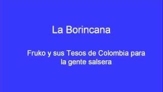 La Borincana - Fruko y sus Tesos