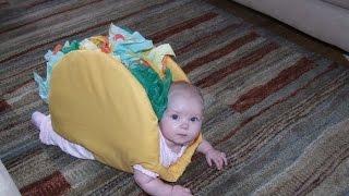 Самые странные и смешные костюмы для детей
