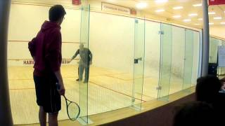 Mike Ways Thoughts On Broken Wrist Squash Strokes