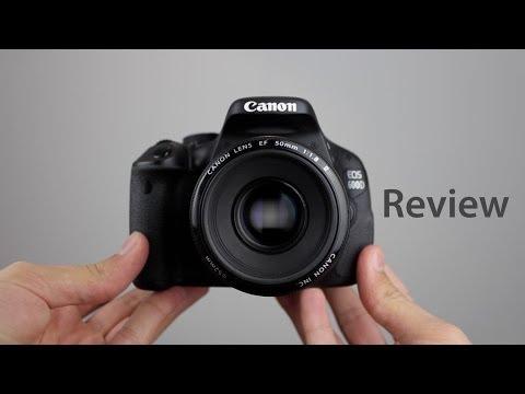 Canon EOS 600D Langzeit-Review