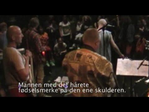 Det Skandaløse Orkester - Mannen med det hårete fødselsmerket på den ene skulderen (Nattjazz 2014) online metal music video by DET SKANDALOSE ORKESTER
