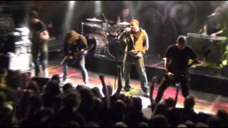 Chimaira @Melkweg - The Disappearing Sun