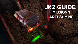 Artus Mine : Jedi Knight 2 complete walkthrough
