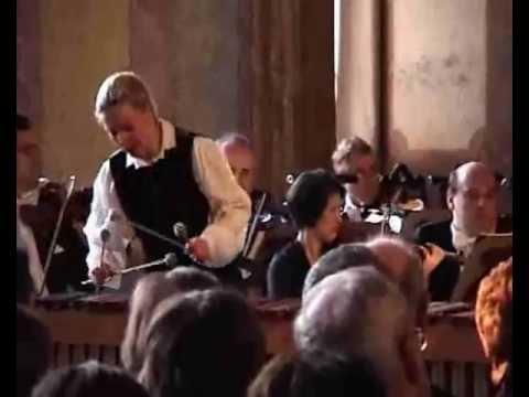 Johann Sebastian Bach – Cembalo Concerto D-Dur