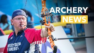 Jeff Fabry won the Paralympic Games by shooting a bow with his teeth