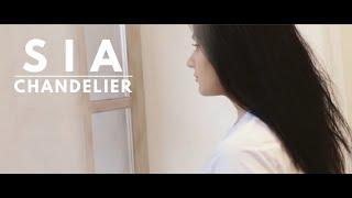 Sia - Chandelier | Simona Da Silva Cover
