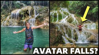 BecomingFilipino – MYSTERIOUS AVATAR WATERFALL – Exploring Philippines Mountain Roads (Davao, Mindanao)
