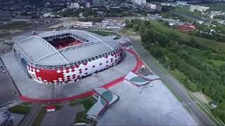 Estadio Spartak - Otkrytie Arena - Rusia 2018 - Moscú
