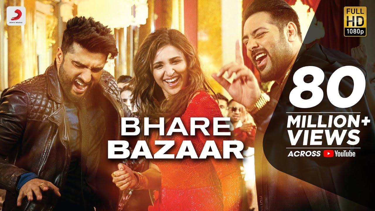 भरे बाज़ार Bhare Bazaar Lyrics in Hindi - Namaste England - Badshah