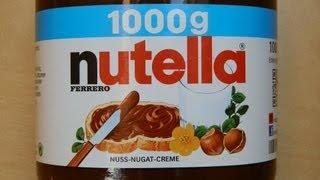Nutella 1kg Jar
