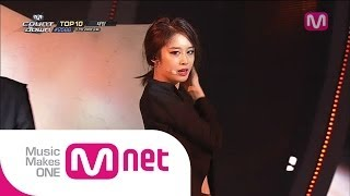 Mnet [엠카운트다운] Ep.380: 지연(Ji Yeon) - 1분 1초(Never Ever) @M COUNTDOWN 2014.06.12